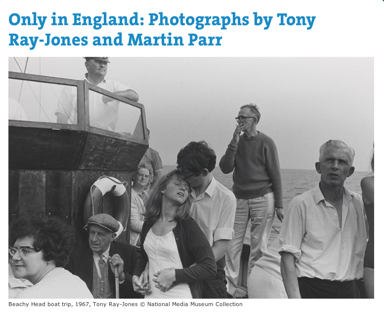 Only in England: Photographs by Tony Ray-Jones