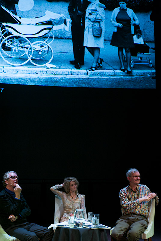 An evening with Martin Parr, Kate Fox and Sean O'Hagan