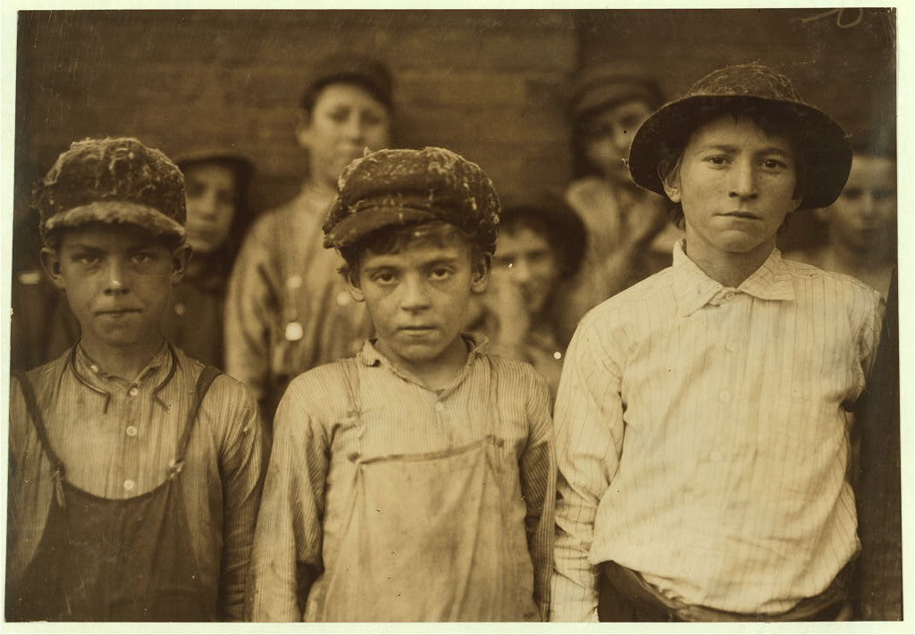 Lewis Hine: an example of a social documentary photographer