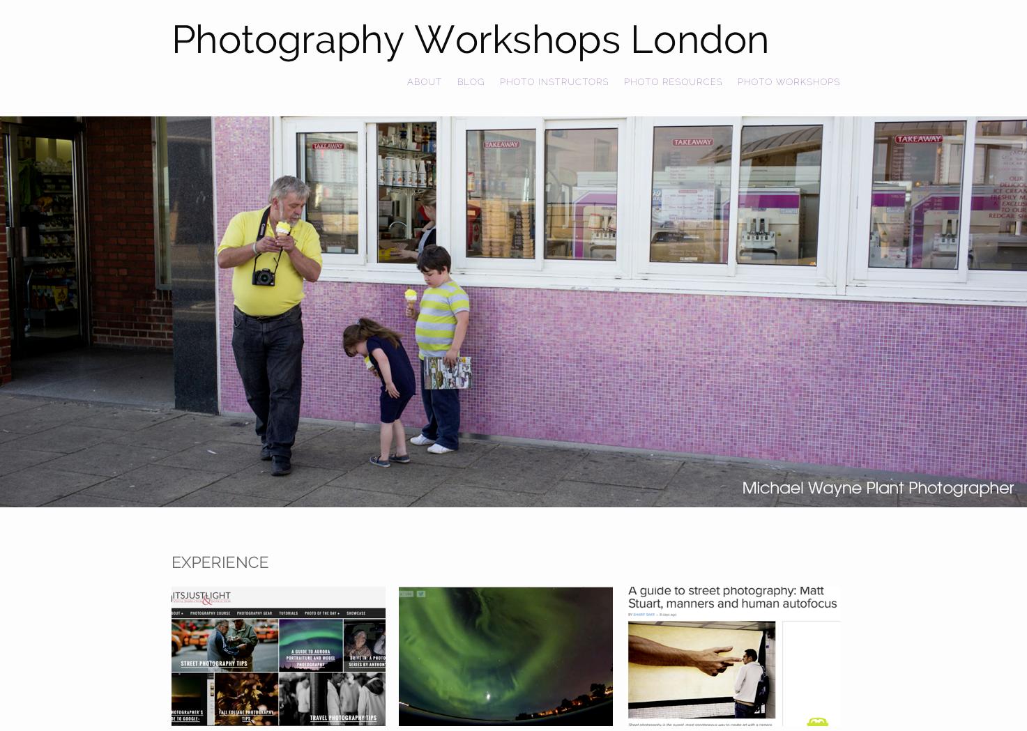 www.photographyworkshopslondon.com