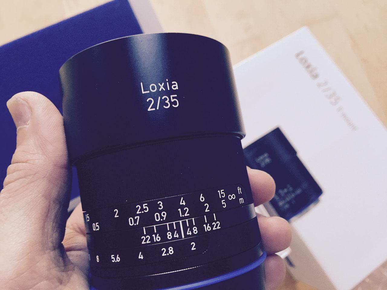 Michael-Wayne_Plant_Loxia 35mm lens markings