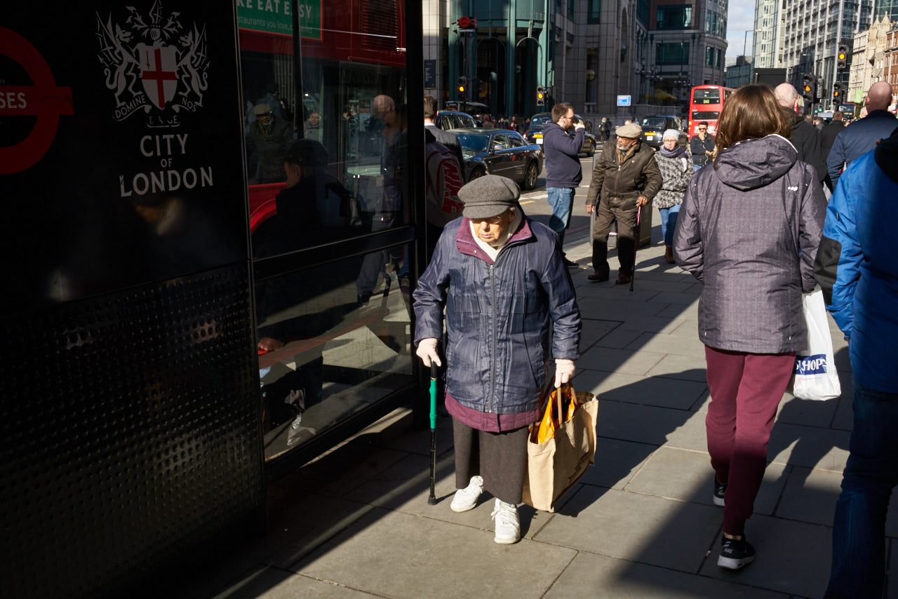 City of London Street Photography By Michael Wayne Plant