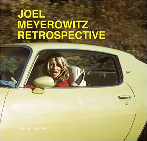 My Photographic Hero's no 1: Joel Meyerowitz